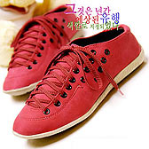 韩国街头热展休闲鞋